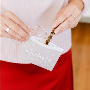 Machete Hair Clip Set
